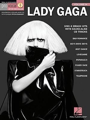 Lady Gaga: Pro Vocal Womens Edition Volume 54  by  Lady Gaga