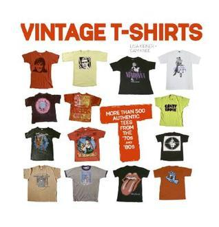 Vintage T-Shirts  by  Lisa Kidner