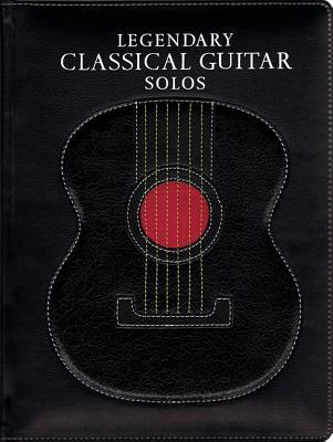 Legendary Classical Guitar Solos  by  Jerry Willard