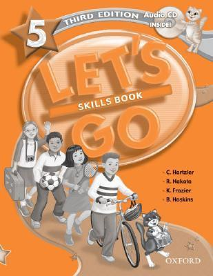 Lets Go 5 Skills Book [With CD (Audio)]  by  Christine Hartzler