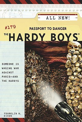 Passport to Danger (Hardy Boys, #179)  by  Franklin W. Dixon