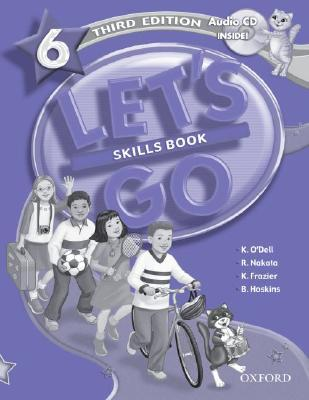 Lets Go 6 Skills Book with Audio CD  by  Christine Hartzler