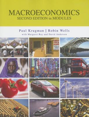 Macroeconomics in Modules & EconPortal Access Card  by  Paul Krugman