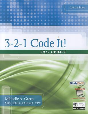 3-2-1 Code It!: 2012 Update (Book Only) Michelle A. Green