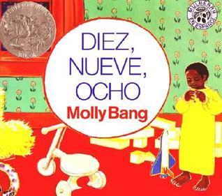 Ten, Nine, Eight (Spanish edition): Diez, Nueve, Ocho  by  Molly Bang