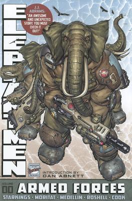 Elephantmen Volume 00  by  Richard Starkings