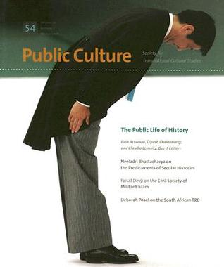 Alter/Native Modernities: Millennial Quartet (Public Culture, Vol II, Number I, 1999) Dilip Parameshwar Gaonkar