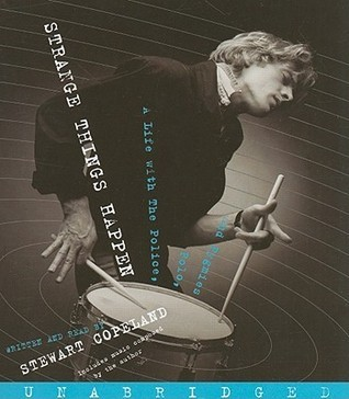 Strange Things Happen CD Stewart Copeland