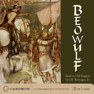 Beowulf CD  by  Unknown