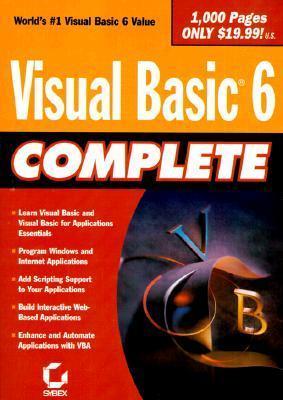 Visual Basic 6 Complete Steve Brown