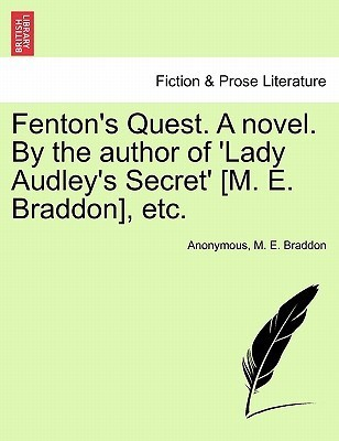Fentons Quest  by  Anonymous