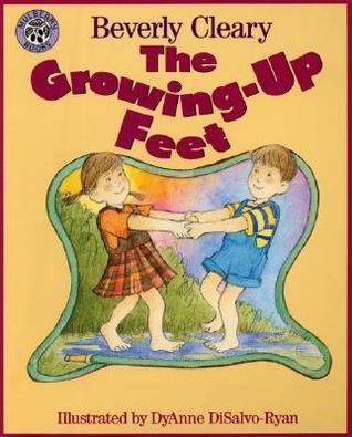 The Growing-Up Feet Beverly Cleary
