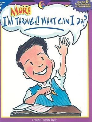More Im Through! What Can I Do? Gr 5  by  Pamela Klawitter