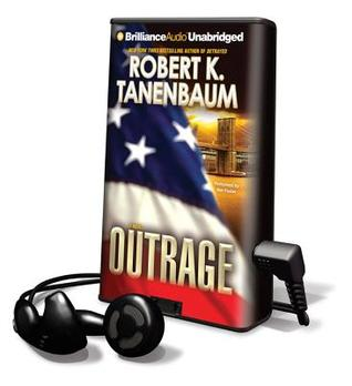 Outrage [With Headphones]  by  Robert K. Tanenbaum