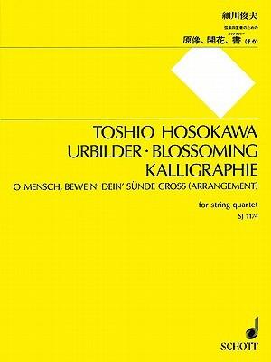 Ceremonial Dance: For String Orchestra - Study Score  by  Toshio Hosokawa