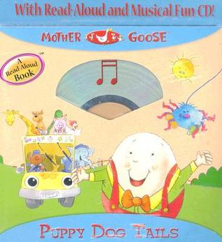 Puppy Dog Tails Boxed Set [With CD] Mother Goose