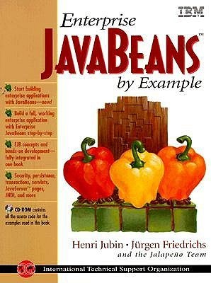 Enterprise Java Beans By Example  by  Henri Jubin