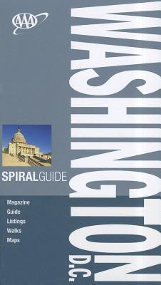 AAA Spiral Guide Washington D.C.  by  Paul M. Franklin