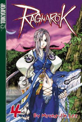 Ragnarok: Dawn of Destruction, Volume 4  by  Myung-Jin Lee