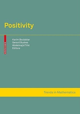 Positivity  by  Gerard Buskes