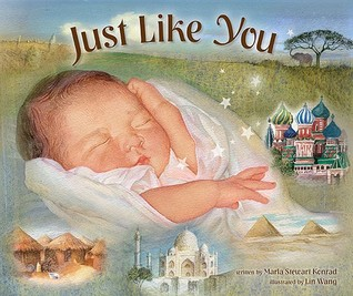 Just Like You  by  Marla Konrad