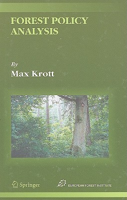 Forest Policy Analysis  by  Max Krott