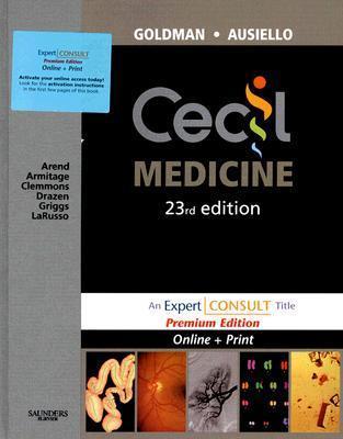 Cecil Medicine  by  Lee Goldman