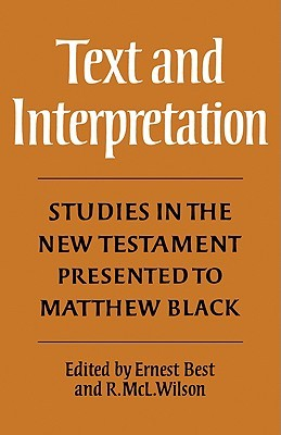 Peakes Commentary On The Bible  by  Matthew Wilson Black