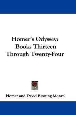 Homers Odyssey: Books Thirteen Through Twenty-Four Homer