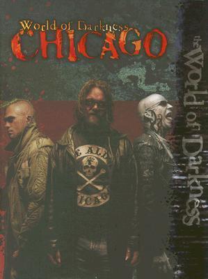 World of Darkness: Chicago Kraig Blackwater