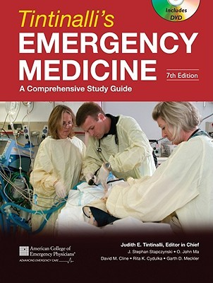 Emergency Medicine Value-Pack: A Comprehensive Study Guide [With Emergency Medicine Examination & Board Review] Judith E. Tintinalli