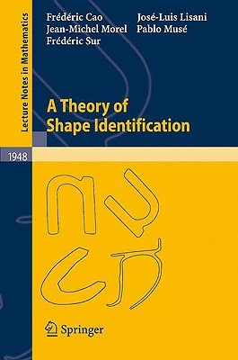 A Theory Of Shape Identification (Lecture Notes In Mathematics)  by  Frédéric Cao