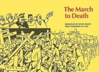 The March to Death  by  John Olday
