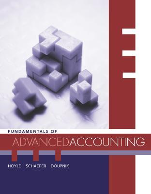 MP Fundamentals of Advanced Accounting with Dynamic Accounting PowerWeb and CPA Success SG Coupon  by  Joe Ben Hoyle