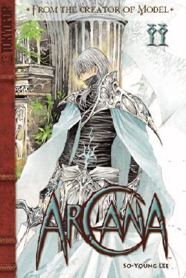 Arcana Volume 2: v. 2 (Arcana  by  So-Young Lee