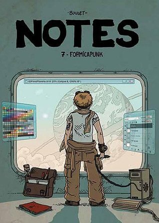 Formicapunk (Notes, #7)  by  Boulet