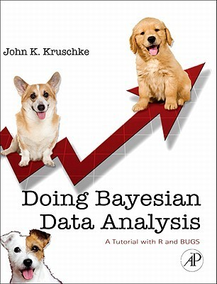 Doing Bayesian Data Analysis: A Tutorial Introduction with R and BUGS  by  John Kruschke