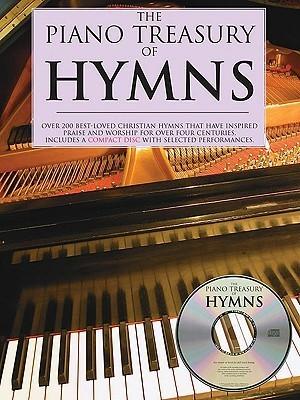 Piano Treasury of Hymns with CD  by  Wayne Yankie