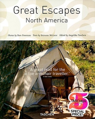 Great Escapes North America  by  Taschen