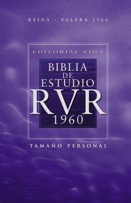 Editorial Vida Biblia de Estudio Rvr 1960 Con Indice  by  Anonymous