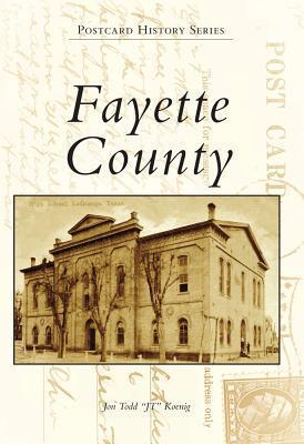Fayette County Jon Todd Koenig