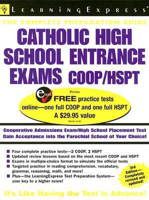 Catholic High School Entrance Exam, 4th Edition  by  LearningExpress Editors