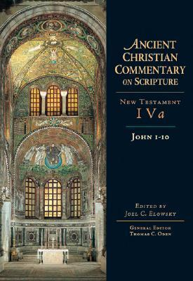 John 1-10  by  Thomas C. Oden