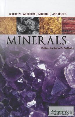 Minerals  by  John P. Rafferty