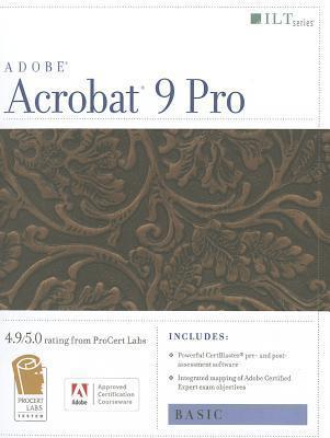 Acrobat 9 Pro: Basic, ACE Edition Axzo Press