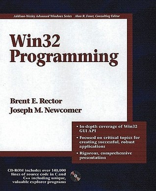 Win32 Programming  by  Brent E. Rector