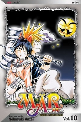 MAR, Volume 10 (Mar (Graphic Novels))  by  Nobuyuki Anzai