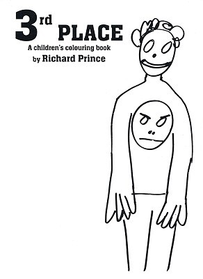Richard Prince: 3rd Place: A Childrens Colouring Book Richard Prince