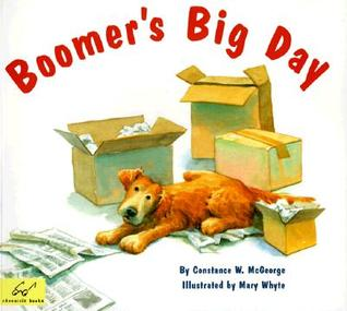 Boomer Goes To School Constance W. McGeorge