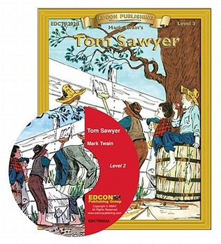 Tom Sawyer Read Along: Bring the Classics to Life Book & CD Level 2 [With CD] Mark Twain